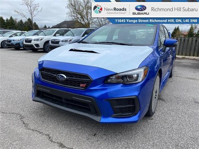 2021 Subaru WRX STI Sport-tech MT w/Wing Spoiler (Stk: 35815) in RICHMOND HILL - Image 1 of 9