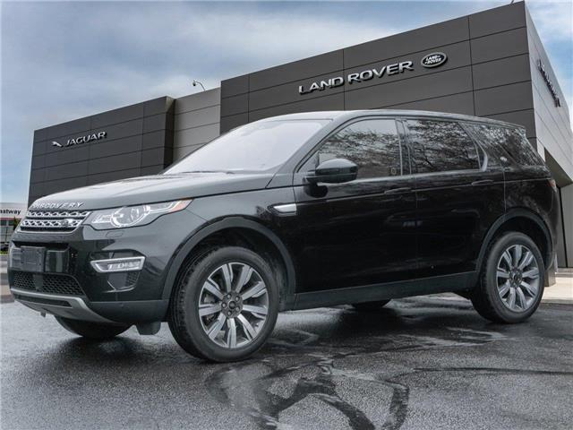 2018 Land Rover Discovery Sport HSE LUXURY (Stk: PL43713) in Windsor - Image 1 of 19