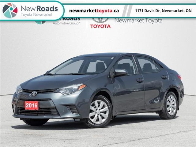 2016 Toyota Corolla LE (Stk: 358991) in Newmarket - Image 1 of 22