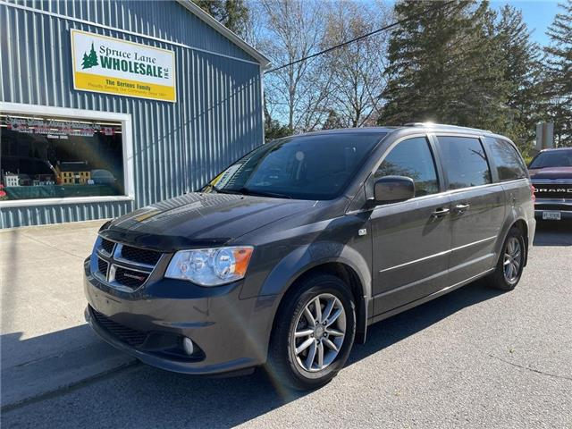2014 Dodge Grand Caravan SE/SXT (Stk: 81905) in Belmont - Image 1 of 27