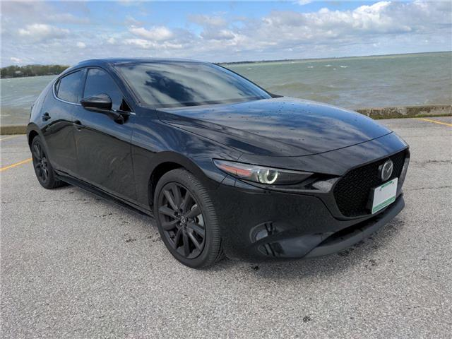 2020 Mazda Mazda3 Sport GT (Stk: D0355) in Belle River - Image 1 of 17