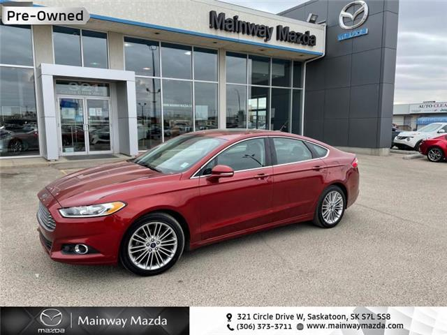 2014 Ford Fusion SE (Stk: M21123B) in Saskatoon - Image 1 of 16