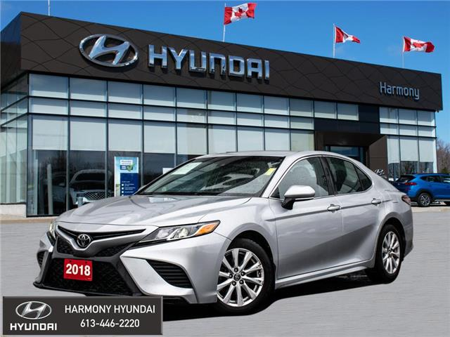 2018 Toyota Camry SE (Stk: P840A) in Rockland - Image 1 of 28