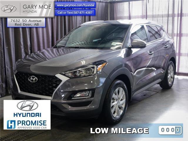 2021 Hyundai Tucson 2.0L Preferred AWD (Stk: 2TU2218A) in Red Deer - Image 1 of 23