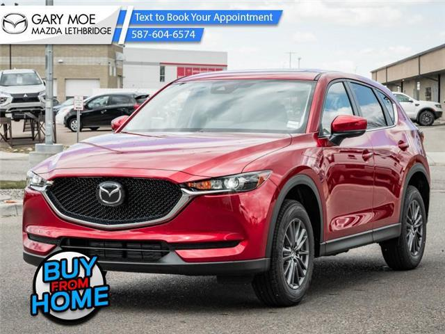 2021 Mazda CX-5 GS (Stk: 21-8556) in Lethbridge - Image 1 of 31