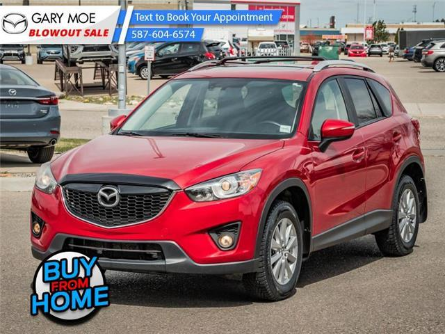 2015 Mazda CX-5 GS AWD (Stk: ML0623A) in Lethbridge - Image 1 of 28