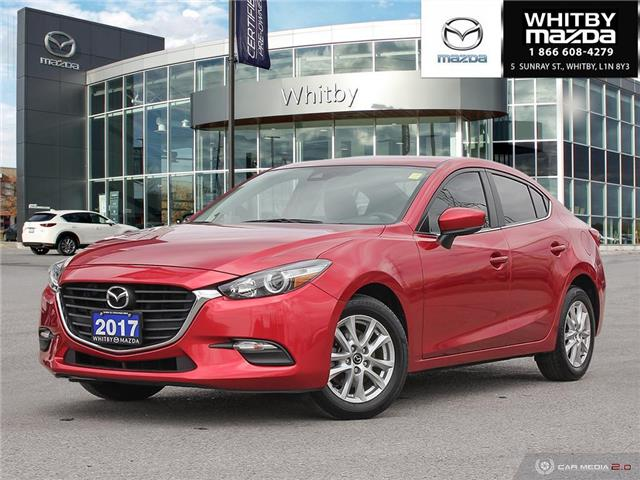 2017 Mazda Mazda3 GS (Stk: 210504A) in Whitby - Image 1 of 27