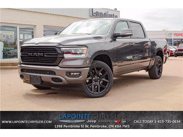 2021 RAM 1500 Sport (Stk: 21108) in Pembroke - Image 1 of 30