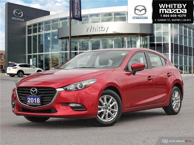 2018 Mazda Mazda3 Sport GS (Stk: P17795) in Whitby - Image 1 of 27
