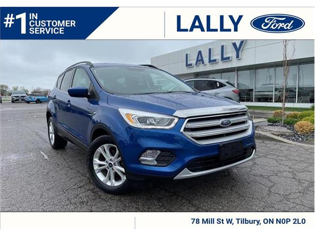 2018 Ford Escape SEL (Stk: 27669A) in Tilbury - Image 1 of 18