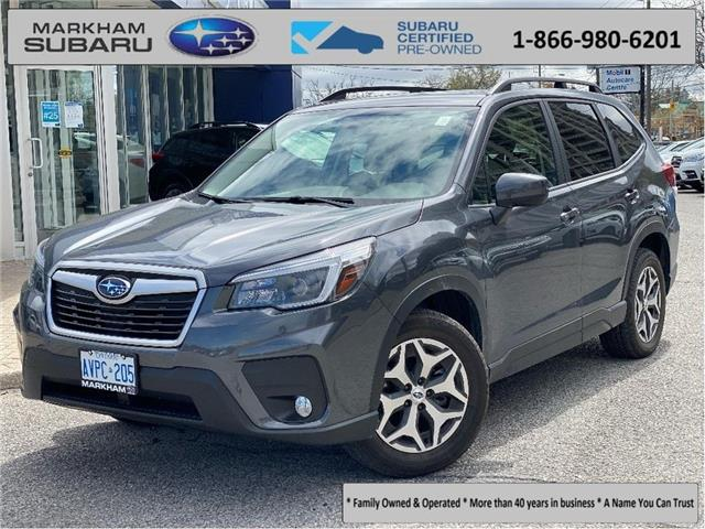 2021 Subaru Forester  (Stk: M-9781) in Markham - Image 1 of 27