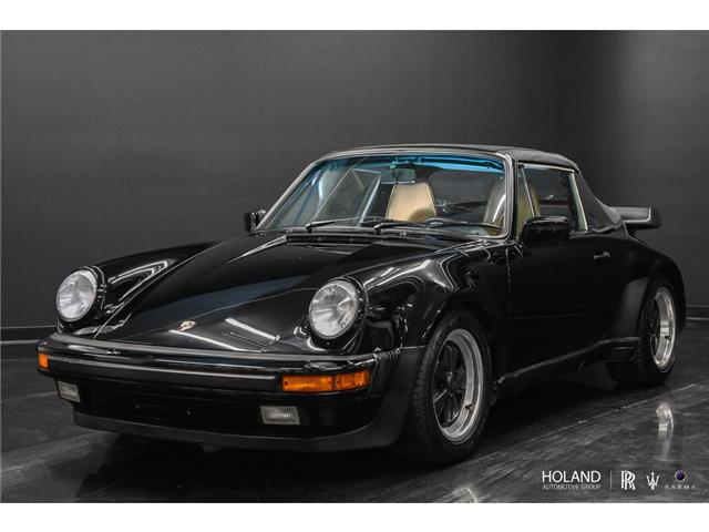 1987 Porsche 911 930 Cabriolet (Stk: 22667) in Montreal - Image 1 of 18