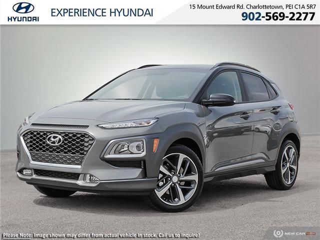 2021 Hyundai Kona 1.6T Trend w/Two-Tone Roof (Stk: N1322) in Charlottetown - Image 1 of 23