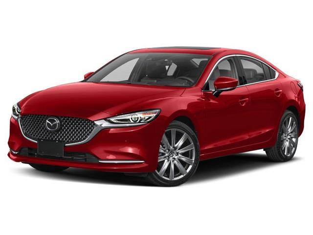 2021 Mazda MAZDA6 Signature (Stk: 212020) in Burlington - Image 1 of 9