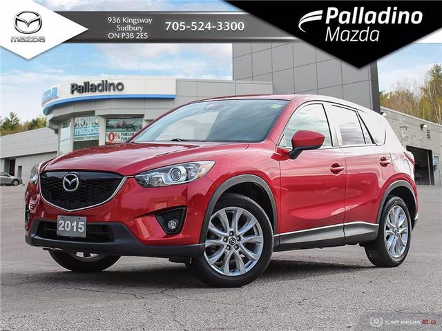 2015 Mazda CX-5 GT (Stk: 8042A) in Greater Sudbury - Image 1 of 28