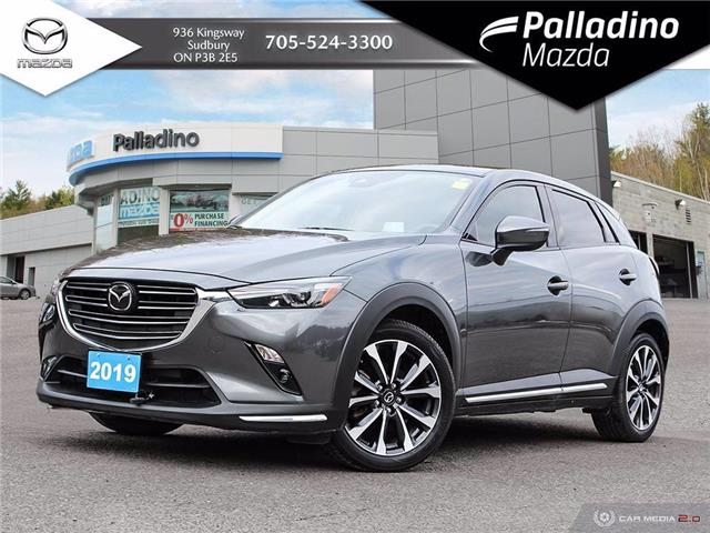 2019 Mazda CX-3 GT (Stk: 7953A) in Greater Sudbury - Image 1 of 30