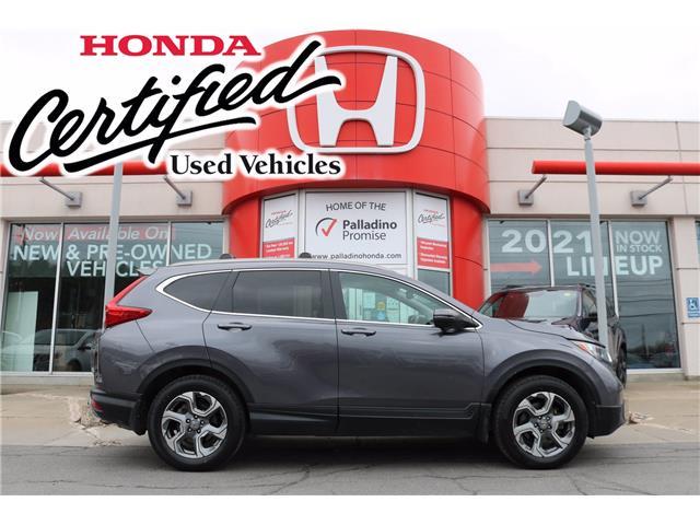 2019 Honda CR-V EX-L (Stk: U9969) in Sudbury - Image 1 of 37