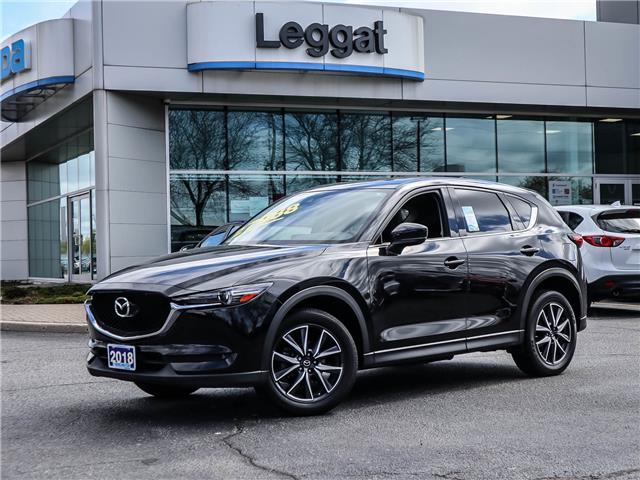 2018 Mazda CX-5 GT (Stk: 2504) in Burlington - Image 1 of 23