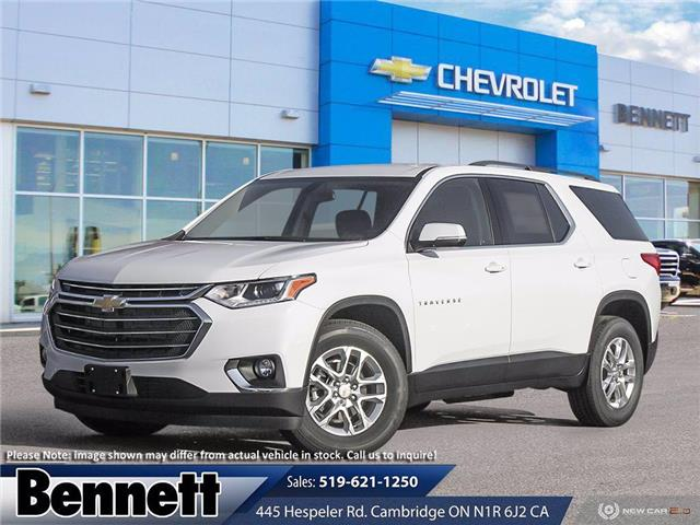 2021 Chevrolet Traverse LT Cloth (Stk: 210164) in Cambridge - Image 1 of 22