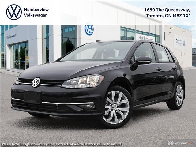 2021 Volkswagen Golf Highline (Stk: 98606) in Toronto - Image 1 of 23