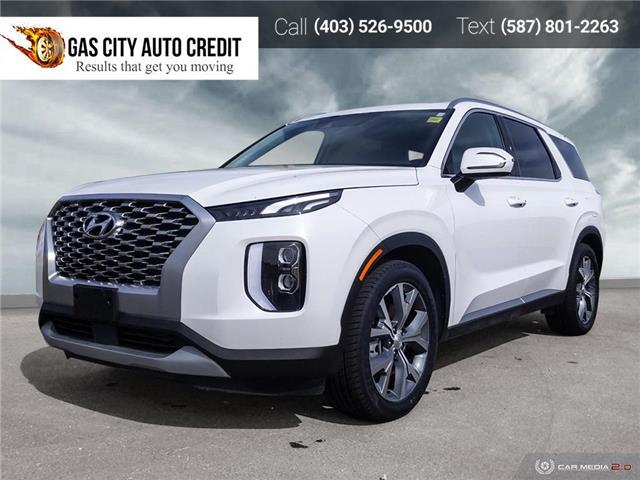 2021 Hyundai Palisade Preferred (Stk: MT4716A) in Medicine Hat - Image 1 of 25