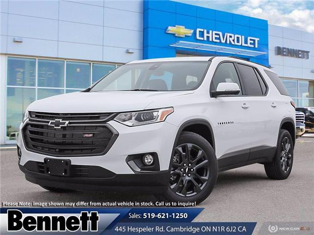 2021 Chevrolet Traverse RS (Stk: 210650) in Cambridge - Image 1 of 23