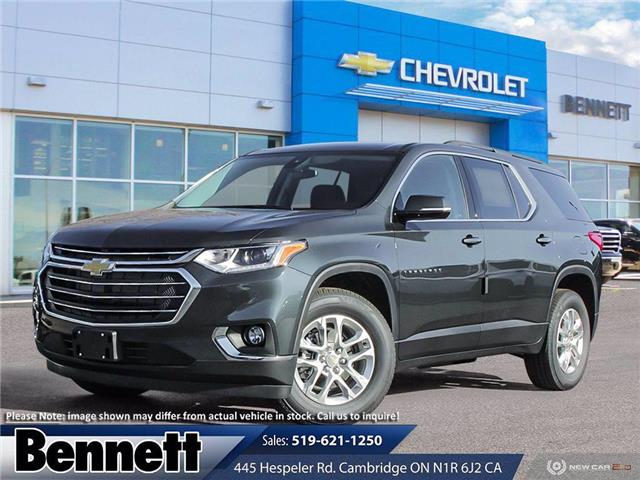 2021 Chevrolet Traverse LT True North (Stk: 210620) in Cambridge - Image 1 of 18