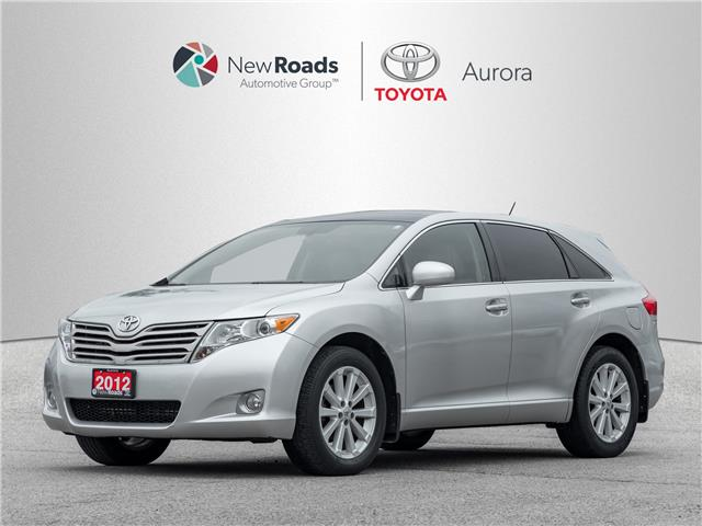 2012 Toyota Venza  (Stk: 325201) in Aurora - Image 1 of 21