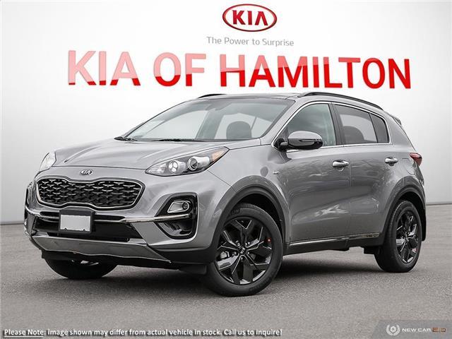 2021 Kia Sportage EX Premium S (Stk: SP21071) in Hamilton - Image 1 of 23
