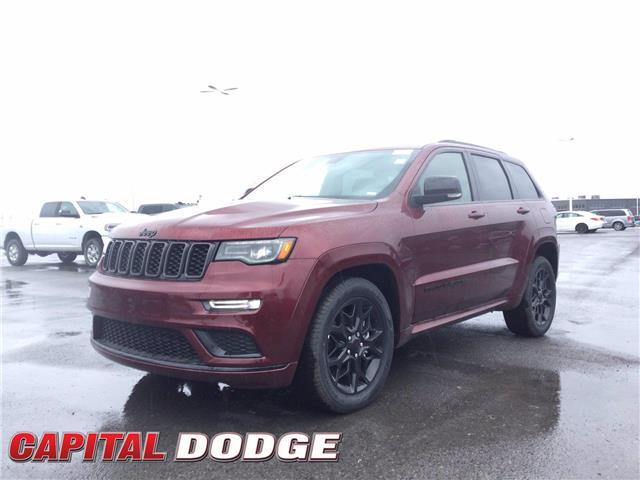 2021 Jeep Grand Cherokee Limited (Stk: M00400) in Kanata - Image 1 of 25