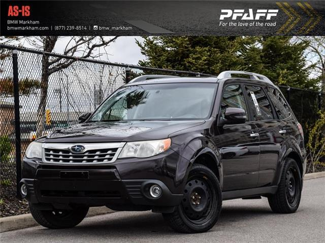 2013 Subaru Forester 2.5X Touring (Stk: U14234) in Markham - Image 1 of 18