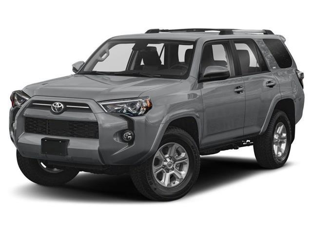 2021 Toyota 4Runner Base (Stk: 5920071) in Winnipeg - Image 1 of 9