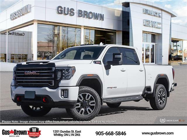 2021 GMC Sierra 2500HD AT4 (Stk: F254364) in WHITBY - Image 1 of 23