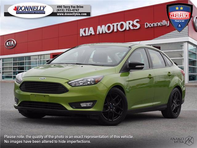 2018 Ford Focus SEL 1FADP3H21JL263107 KV271A in Kanata
