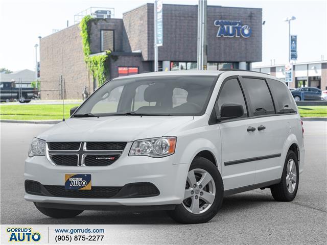 2016 Dodge Grand Caravan SE/SXT (Stk: 123480) in Milton - Image 1 of 19