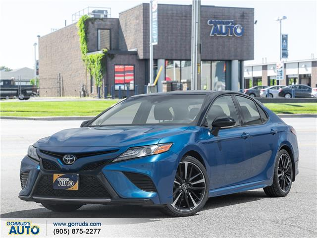 2018 Toyota Camry XSE V6 (Stk: 018737) in Milton - Image 1 of 20