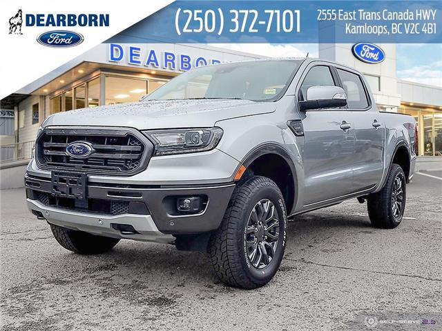 2021 Ford Ranger Lariat (Stk: RM137) in Kamloops - Image 1 of 26