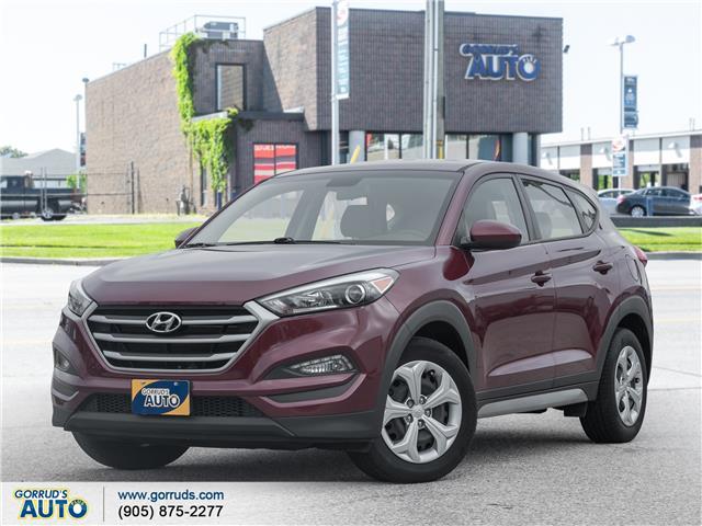 2017 Hyundai Tucson  (Stk: 428681) in Milton - Image 1 of 19