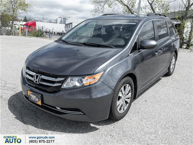 2016 Honda Odyssey EX-L (Stk: 500957) in Milton - Image 1 of 6