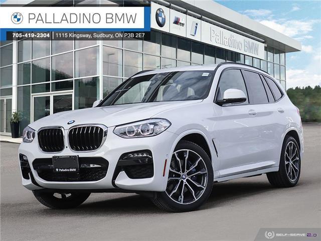 2021 BMW X3 xDrive30i (Stk: 0286) in Sudbury - Image 1 of 38