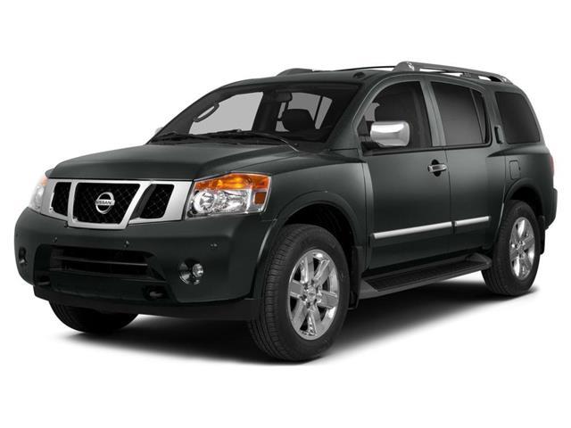 2015 Nissan Armada Platinum (Stk: P4914A) in Saskatoon - Image 1 of 9