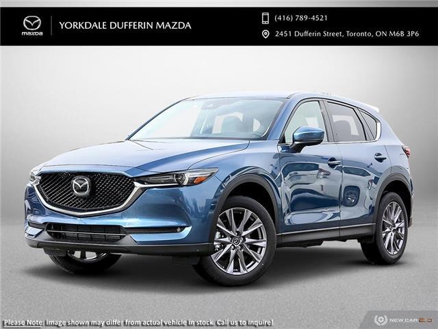 2021 Mazda CX-5 GT w/Turbo (Stk: 21740) in Toronto - Image 1 of 23