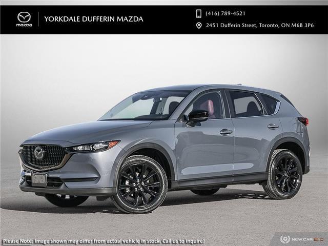 2021 Mazda CX-5 Kuro Edition (Stk: 21730) in Toronto - Image 1 of 23