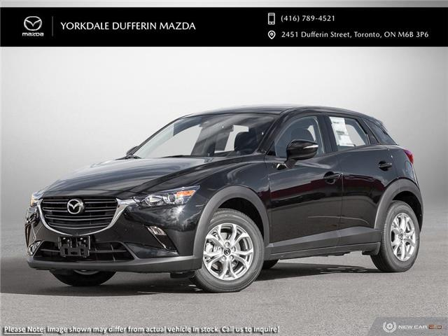2021 Mazda CX-3 GS (Stk: 21786) in Toronto - Image 1 of 23