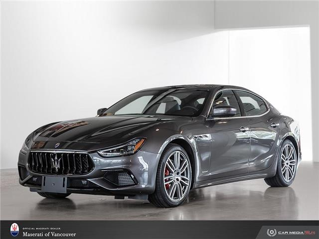 2021 Maserati Ghibli S Q4 GranSport (Stk: N1602) in Vancouver - Image 1 of 10