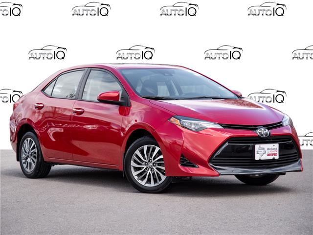 2018 Toyota Corolla LE (Stk: 4007) in Welland - Image 1 of 24