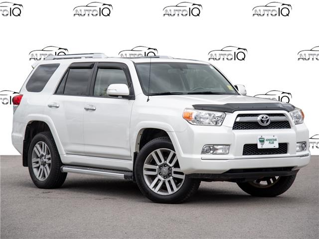 2013 Toyota 4Runner SR5 V6 (Stk: 4008) in Welland - Image 1 of 20