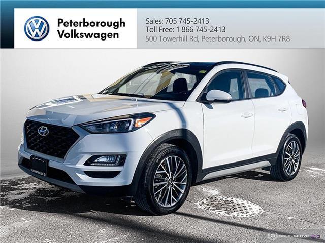 2019 Hyundai Tucson Luxury (Stk: 11597-1) in Peterborough - Image 1 of 23