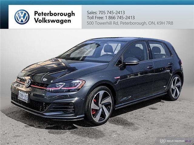 2020 Volkswagen Golf GTI Autobahn (Stk: 11437) in Peterborough - Image 1 of 23