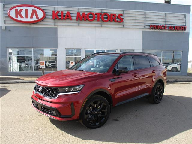 2021 Kia Sorento 2.5T EX+ (Stk: 41106) in Prince Albert - Image 1 of 21